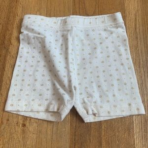 Toddler Girls Bicycle Shorts 🌸